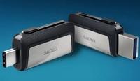 闪迪推出高速大容量新Type-C USB闪存盘