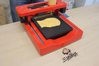 最具创意的3D煎饼打印 三弟画饼机测试