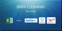 4款实用又有格调的免费数据清洗软件
