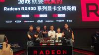 AMD在CJ公布最新Radeon RX470/460显卡