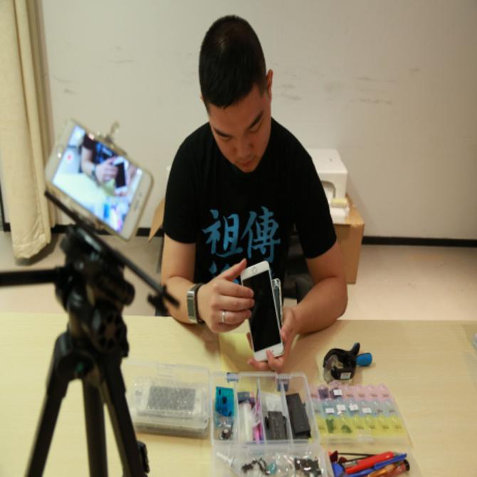 e修大师:打造O2O手机维修服务第一品牌
