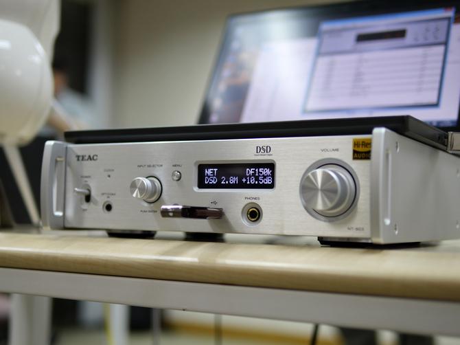TEAC NT-503网络播放器正式登陆中国