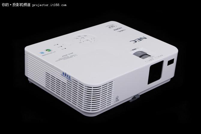 客厅秒变家庭影院 NEC NP-CD3100H测试