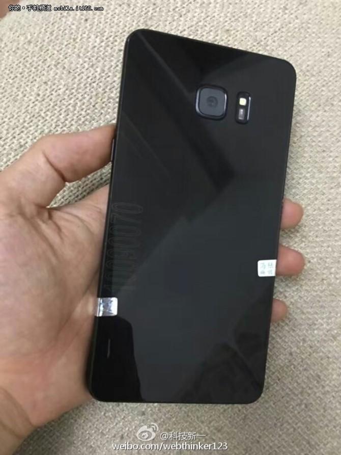 曲屏版曝跑分 三星Note7首发Android N