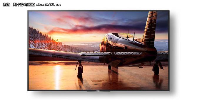 索尼4K HDR旗舰电视Z9D系列国内预购