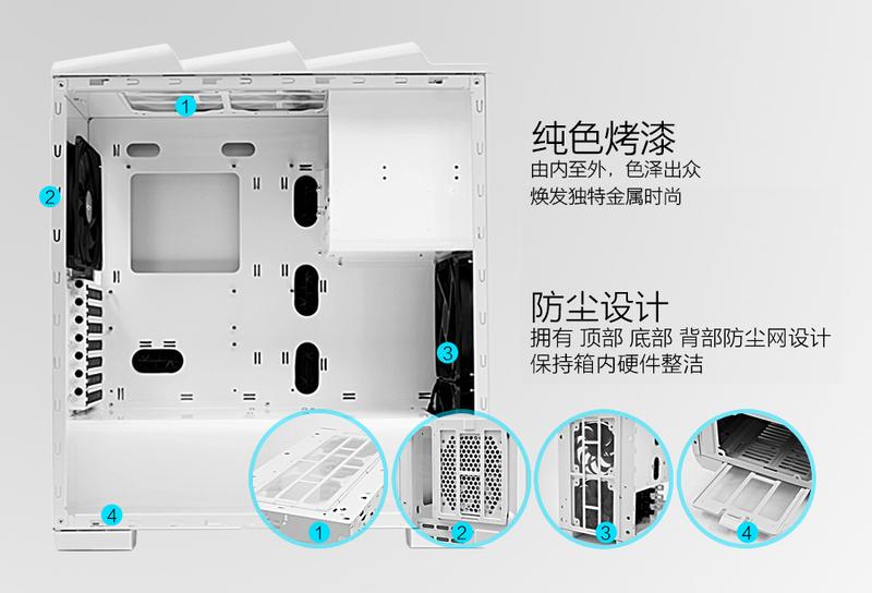 纯白金属 长城涡轮T700打造时尚质感
