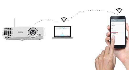 智能应用明基商用投影机开启商务未来时