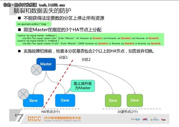 基于Pacemeker+MHA的MySQL高可用实践