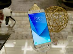 搭载虹膜识别 三星Galaxy Note7发布