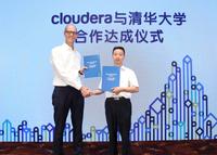 清华与CLOUDERA联手发布大数据教育项目