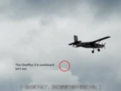 竟然完好无损 一加3在200米高空被扔下