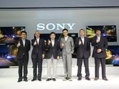 王者降临 索尼4K HDR旗舰新品电视发布