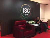 ISC主席齐向东:安全做好三个协同是关键
