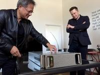 NVIDIA推首台单机箱人工智能超级计算机