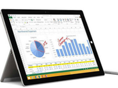 微软Surface Pro3专业版I5 8G售5499元