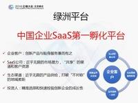 阿里云推绿洲平台计划拓展SaaS生态系统