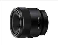 索尼正式发布FE 50mm F2.8微距镜头