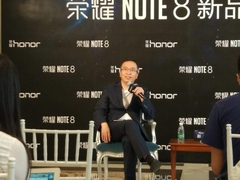 坚定双品牌布局之路 荣耀总裁赵明专访