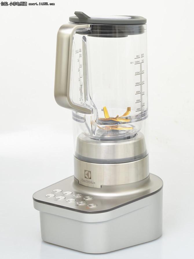 伊莱克斯EBR9804S料理机-料理试用