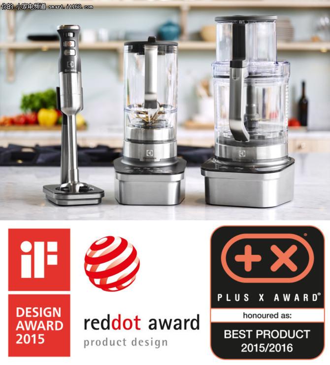 伊莱克斯EBR9804S料理机-包装&附件