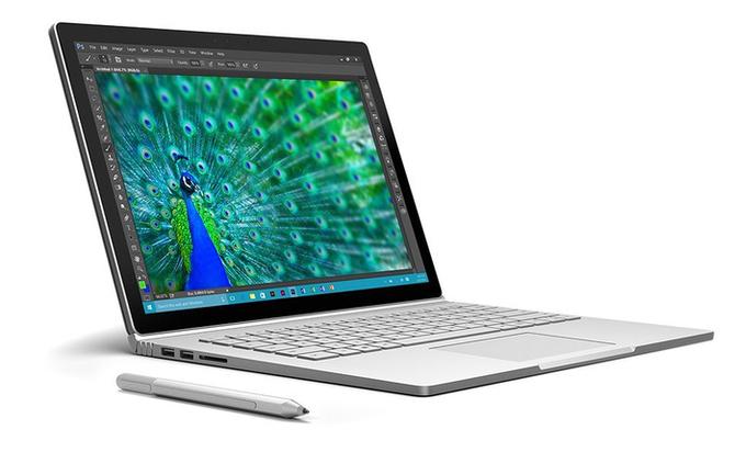 Surface Book 2和Pro 5明年发布 真不错