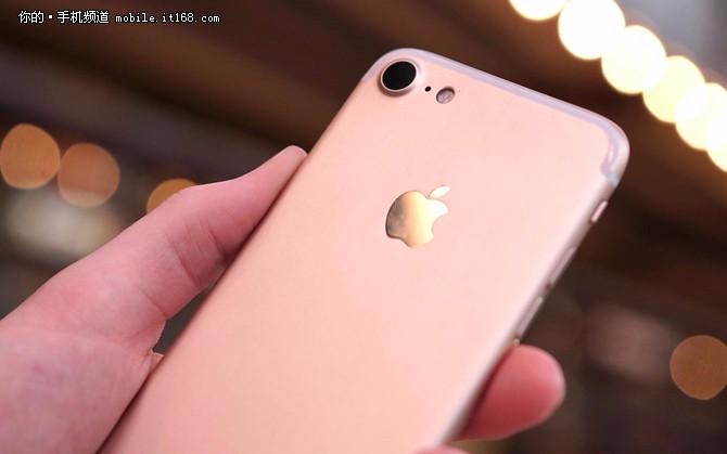 或采用压感Home键 iPhone7前面板曝光