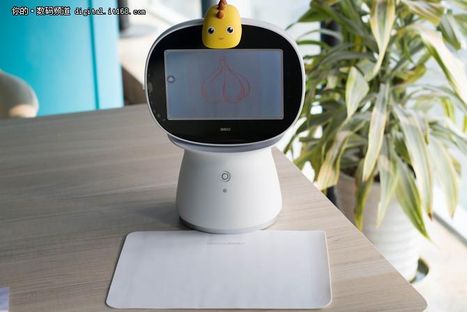 360儿童机器人体验:AR套件及其他功能