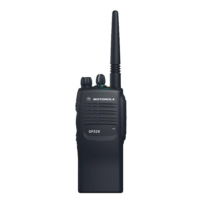 摩托罗拉GP328 防爆通讯对讲机售1700元