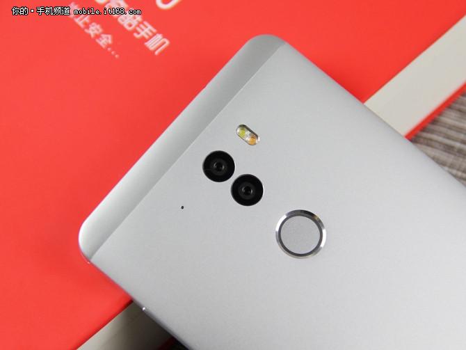 最便宜的双摄 360手机奇酷旗舰版仅1398