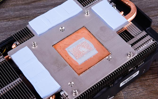 索泰GTX 1060 X-GAMING OC拆解