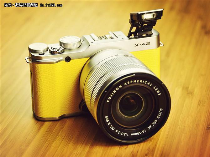 富士或即将发布X-A3相机和23mm f2镜头
