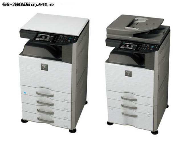 商务新色彩 夏普DX-2008UC售价27398元