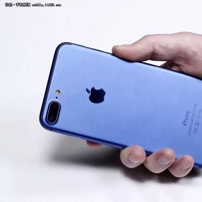 F1.9大光圈镜头 iPhone 7配置全面曝光