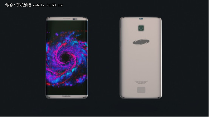 仅推曲屏版 三星S8传双镜头设计