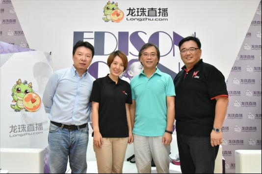 X99 太极主板上海ChinaJoy电玩展登场