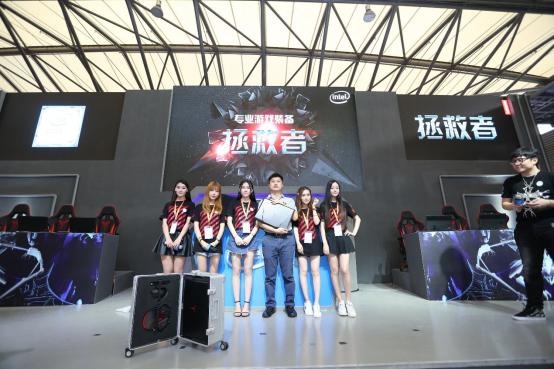 联想拯救者闪耀2016ChinaJoy