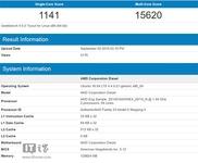 AMD 32核Zen处理器现身Geekbench 4