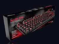 HyperX ALLOY阿洛伊电竞机械键盘评测