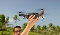 续航更强 大疆发布新款无人机Mavic Pro