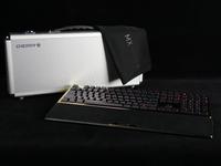 晒CHERRY MX Board 6.0黄金版机械键盘