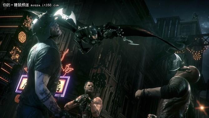 蝙蝠侠系列雷柏V600手柄冒险游戏推荐