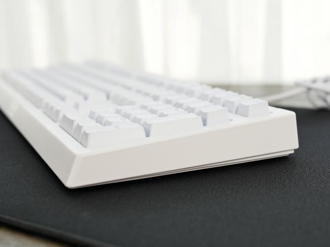 网咖专用 雷柏V510防水机械键盘评测