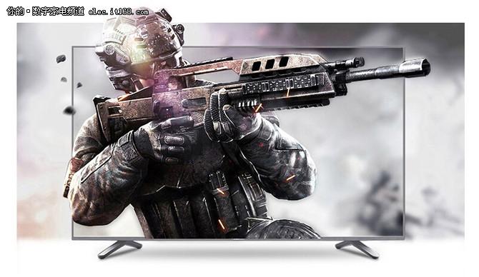 视觉盛宴 50英寸智能电视最低仅需2199