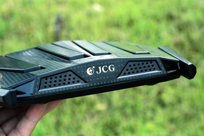 细节 | JCG JHR-AC860M金刚?坦克MAX