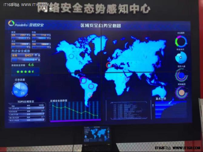 亚信安全亮相2016年国家网络安全宣传周