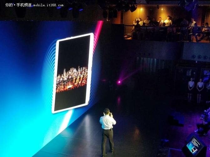 立体声双扬声器+2K屏 华为平板M3发布