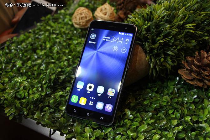 骁龙821+隐藏天线 华硕ZenFone3发布