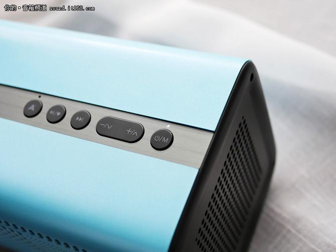 阿里智能精品 古古美美E3无线音箱试玩