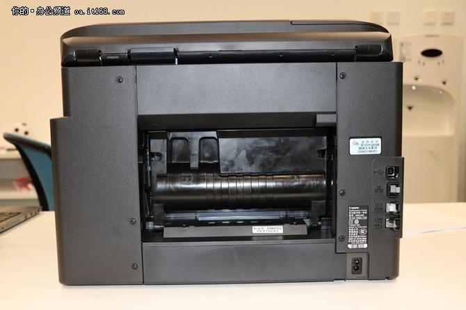 佳能MB5480商喷一体机评测