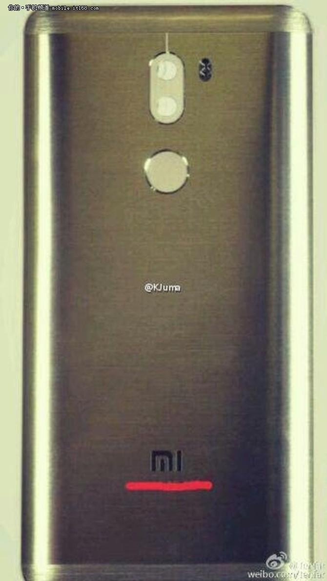 3GB内存起步 传小米5s采用圆形Home键